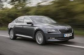 Skoda Superb most fortable cars