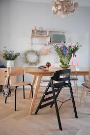 frühstückszeit diningroom oak esszimmer haus deko haus