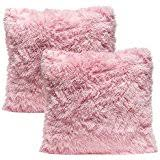 Amazon Pink Decorative Pillows Inserts & Covers Bedding