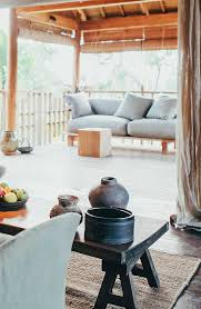 The Villas Minimalist Decor Is A Winning Blend Of Rustic Tropical Materials With Understated
