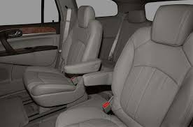 Suvs With Captain Chairs Second Row by 2012 Buick Enclave Price Photos Reviews U0026 Features