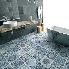 Grey Bathroom Floor Tile Glamorous Decals Flooring Vinyl By