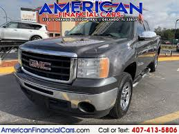 100 Truck Accessories Orlando Fl Buy Here Pay Here 2010 GMC Sierra 1500 For Sale In FL 32839
