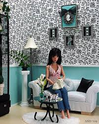 Barbie Fashion Living Room Set by Best 25 Barbie Room Ideas On Pinterest Barbie Storage Barbie