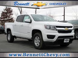100 Chevrolet Colorado Truck New 2019 2WD Work Crew Cab Pickup In Egg