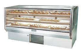 Leader CBK77 D 77 Bakery Display Case Dry Pastry Donut