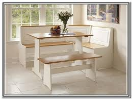 Kitchen Table Sets With Bench And Set High Back Dining Room Seat