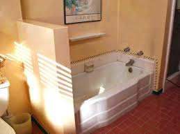 replacing a bathtub with a deck tub hgtv