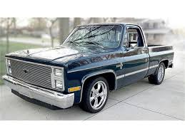 100 1984 Chevy Truck For Sale Chevrolet C10 For ClassicCarscom CC1119946