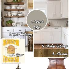 My Farmhouse Inspiration Kitchen Dining Room And Living