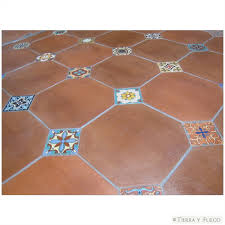 zspmed of mexican floor tile simple in small home decor