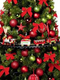 Christmas Decorations Battery Operated Tree Train 34524406 Toy Sets