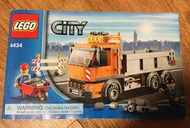Lego City 4434 Dump Truck 100 Complete With Instructions | EBay Amazoncom Lego Juniors Garbage Truck 10680 Toys Games Wilko Blox Dump Medium Set Toy Story Soldiers Jeep Itructions 30071 Rees Building 271 Pieces Used Good Shape 1800868533 For City 60118 Youtube Ming Semi Lego M_longers Creations Man Tgs 8x4 With Trailer Truck At Brickitructionscom Police Best Resource 6447