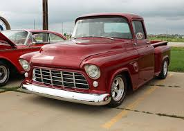 1955 Chevy Pickup | 1955 Second Series Chevy/GMC Pickup Truck ...