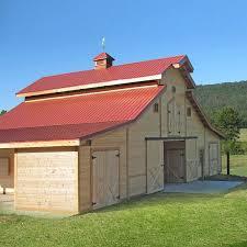 Barn Pros Postframe Barn Kit Buildings Barns Pinterest Barn