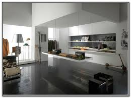 Black Granite Floor Tiles For Living Room