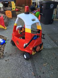 100 Truck Cozy Coupe My Makeover Of Carters Cozy Coupe Fire Truck Party Carter