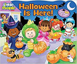 Best Halloween Books For Young Adults by Amazon Com Fisher Price Little People Halloween Is Here Little