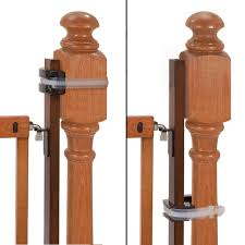 Amazon.com : Summer Infant Banister To Banister Universal Gate ... Amazoncom Summer Infant Deluxe Stairway Simple To Secure Wood Gate For Top Of Stairs With Banister The 6 Baby Gates Regalo Extra Tall 2754 With Swing Door Ideas Mounting Hdware All The Best Multiuse Walkthru Of Metal Sure Customfit 9198 Toddler Multi Use Walk Thru White Youtube 33 In And Stair Dual Deco