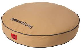 Eddie Bauer Dog Beds by Canvas Recycled Waterproof Dog Bed Mountain Khakis