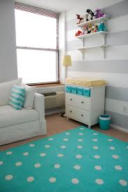Yellow Gray And Teal Bathroom by White And Gray Striped Walls For The Baby Room For The Future I