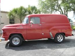 100 Panel Trucks FOR SALE 1959 Dodge Town Truck D100 Would Be Great For