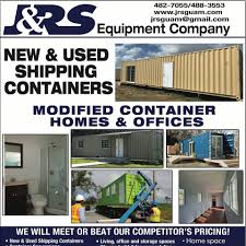 100 Buying Shipping Containers For Home Building JRS Equipment Co Portable Service Barrigada