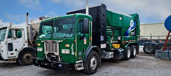 Refuse, Trash, Street, Sewer & Environmental Equipment