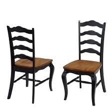 French Countryside Rubbed Black Oak Dining Chair (Set Of 2) Refinished Painted Vintage 1960s Thomasville Ding Table Antique Set Of 6 Chairs French Country Kitchen Oak Of Six C Home Styles Countryside Rubbed White Chair The Awesome And Also Interesting Antique French Provincial Fniture Attractive For Eight Cane Back Ding Set Joeabrahamco Breathtaking