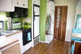 RV Redecorate Kitchen