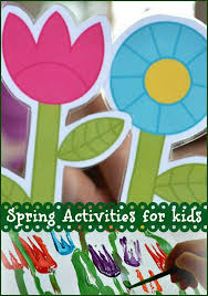 Learn With Play At Home 10 Spring Activities For Kids