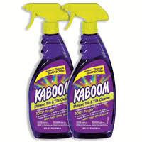 kaboom shower tub and tile cleaner bathroom tile cleaner