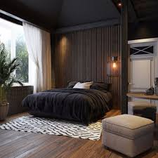 a beautiful contemporary bedroom design that looks charming