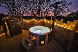 100 Tree Houses With Hot Tubs Glamping Sites The Best Tub Glamping Sites