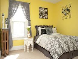 Inspiration Yellow Grey Curtains With Window Valance Curtain Part 53
