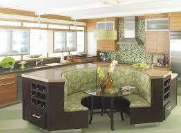 The Banquette In Kitchen Modern