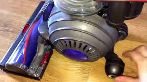 Dyson Dc65 Multi Floor Manual by Dyson Ball Multi Floor Upright Vacuum Review Youtube