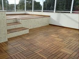 builddirect interlocking wood deck tile wood outdoor