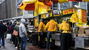 Meet The Company Taking The Halal Guys Global - Eater Three Guys In A Truck Dayz Exile Arma 3 Mod Youtube And At The End Of World 2015 And A 1983 4guys Ford L8000 Tanker Used Details Two Men And Truck The Movers Who Care Columbia West Md Moving To Costa Rica Leap Piano Special Objects Removals Rogers 10 Ways Maximize Fuel Efficiency Older Trucks St Louis Mo Meet Company Taking Hal Global Eater