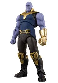 Avengers Infinity War Thanos Bandai SH Figuart