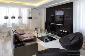 Beautiful Beige Wood Luxury Design Cool Home Theater Interior Red Best Attractive Living Room Tv Ideas