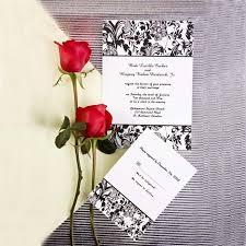 Swirls Wedding Invitations LMI013