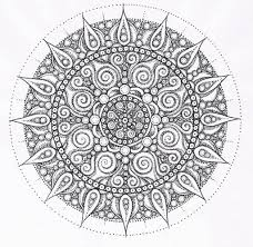 Intricate Coloring Pages Printable Project For Awesome Hard Adults