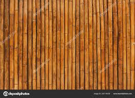 100 Bamboo Walls Wooden Arrangement Stock Photo Tapichar