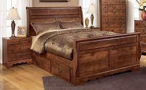 Huey Vineyard Queen Sleigh Bed by Ethan Allen Medallion Collection Queen Sleigh Bed Ebth Beds