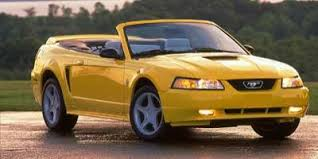1999 Ford Mustang Values NADAguides