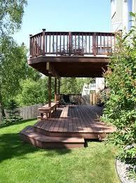 Deck Designing by Best 25 Corner Deck Ideas On Pinterest Decking Ideas Garden