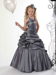 a line beaded ruched long lovely pleated white girls party dresses