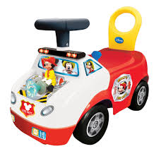 100 Mickey Mouse Fire Truck Kiddieland Disney Activity Interactive Ride
