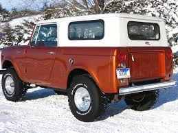 1963 Scout Rear   International Scout   Pinterest   International ... 1963 Scout 80 Cabtop Scouting Civil Defense Inttionalscoutoverlanedlights The Fast Lane Truck 1979 Traveler Old Intertional Parts Bangshiftcom Could This Be Most Bad Ass 1978 Harvester Ii Terra Franks Car Barn Revved Up Work On Belding Mans Is As Ih Intionalharvester 4x4 Light Trucks Curbside Classic 1976 Hometown Twotone Intertional Scout 800 1980 Overview Cargurus For Sale Near Cadillac Michigan